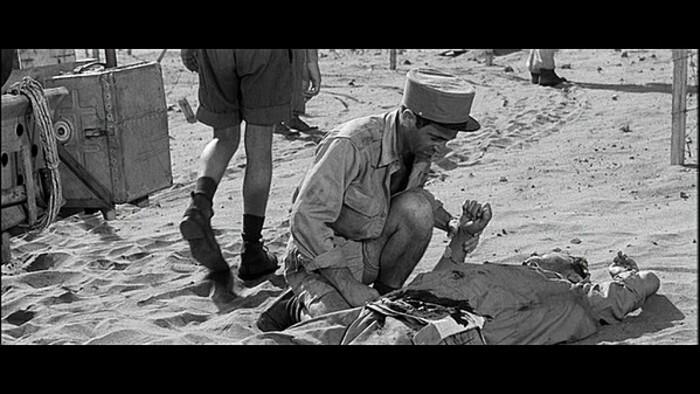 UN TAXI POUR TOBROUK - CHARLES AZNAVOUR