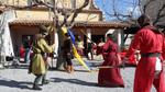 Animation médiévale à Cabriès