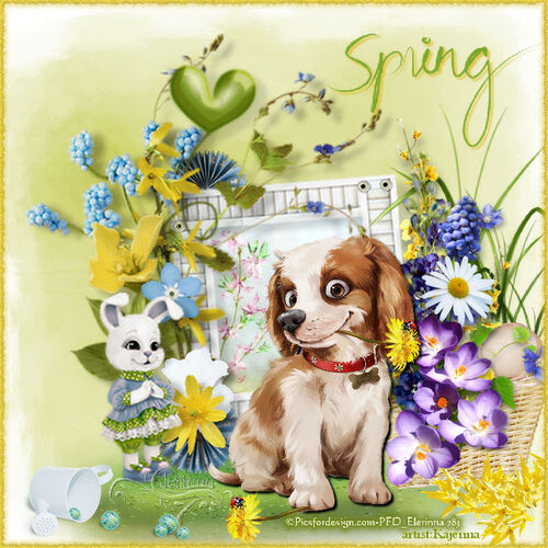 Bon mois d'Avril