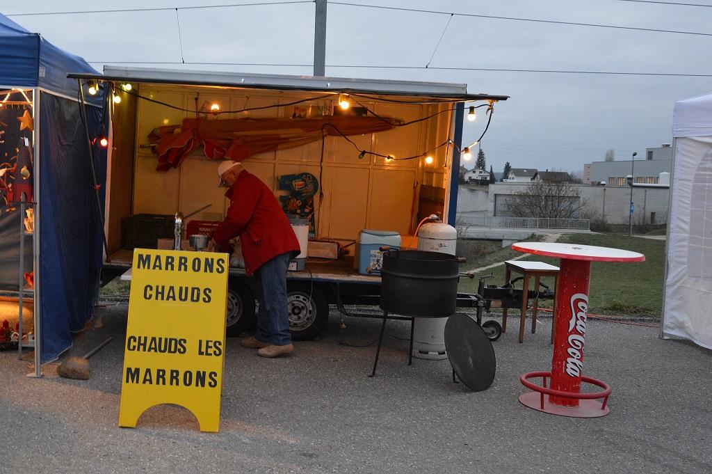 Le marché de Noël 2013 à Courtepin