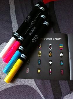 La Chalkboard Manicure de Ciaté: le test !