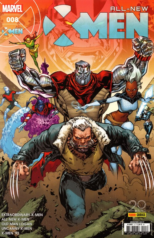 All-New X-Men 8 : Royaume Déchus