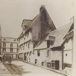 Rémission 1532. L'Hostellerie deTourandel et le noble logis de Grillemont