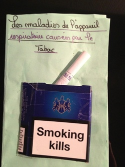Stop au tabac et à la pollution !