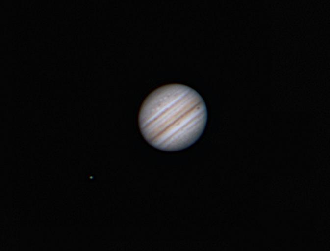Jupiter 4 septembre 2021