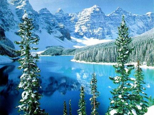 Paysages montagnes