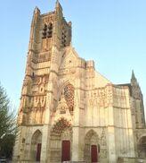 Promenade dans les lieux cultes d'Auxerre