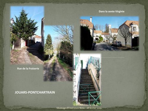 Promenade solitaire à Jouars-Pontchartrain