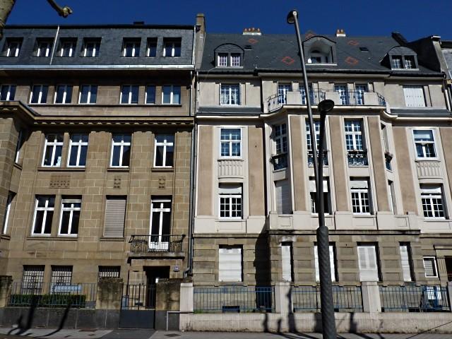 1 Avenue Foch Metz 18 Marc de Metz 2011