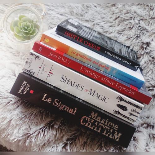Bookhaul de Février
