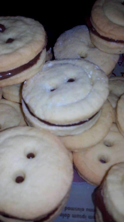 Baiocchi ( biscuits Italien)