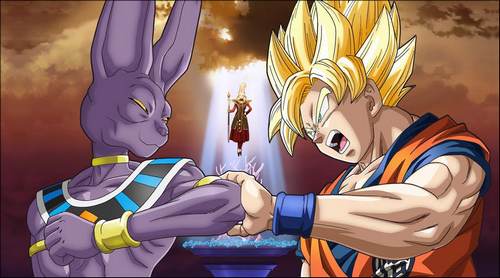 Dragon Ball Z Film :  Battle Of Gods !!