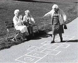 Wolu1200 : Une plaine de jeux dédiée aux.... seniors
