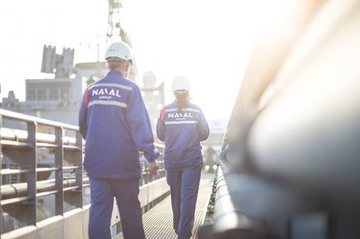 Naval Group a recruté 400apprentis depuis le début de l'année.