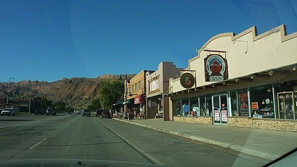 Jour 8 Moab
