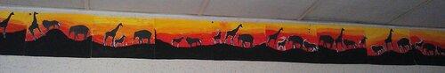 Période 4: les grosses bêtes d'Afrique