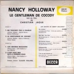 Nancy Holloway - Michel Magne - Le gentleman de Cocody - 1965