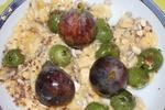 Recettes et ex de repas pauvres en laitages et en gluten, en additifs, à cuisson douce