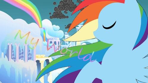 Thème 1: Rainbow Dash