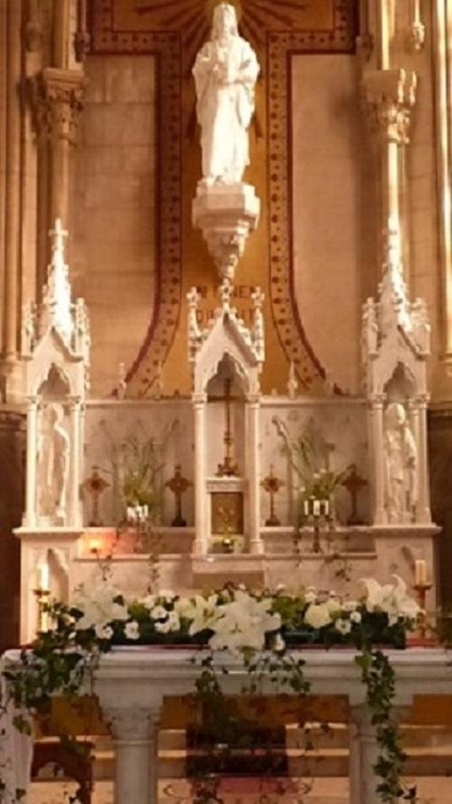 Jubilé de Diamant -- 60 ans de Sacerdoce -- Père Gilbert Barré  -- Dimanche  2 juillet  2017