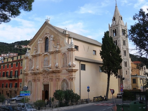 Belles églises de la Côt Ligure en Italie (photos)