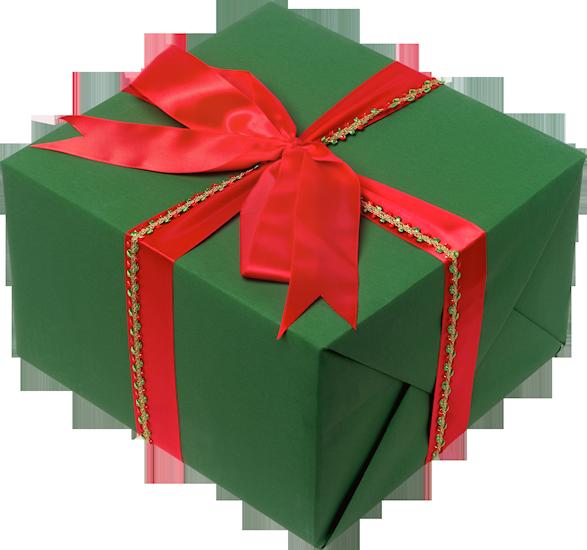 Tubes cadeaux de Noël 3