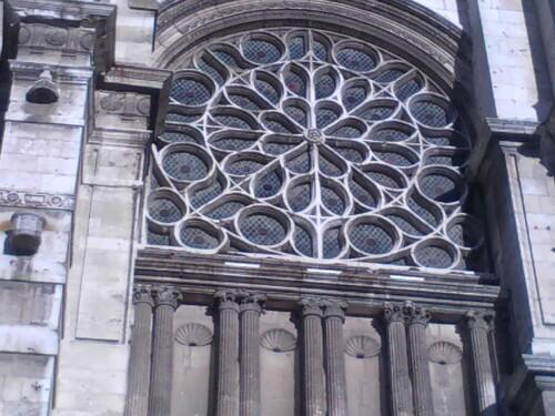 Rosace Sacrée Cathédrale d'Evreux