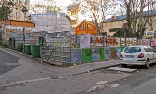 démolition théâtre Ermitage street-art 4