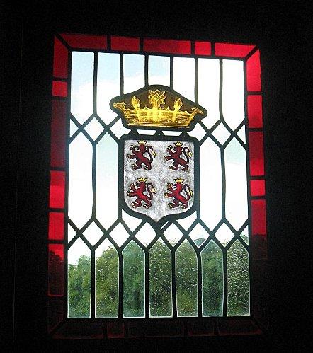 2- Chateau du Rivau -Armoiries -21-07-08