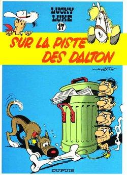 Lucky Luke :  Sur la piste des Dalton - Morris & Goscinny