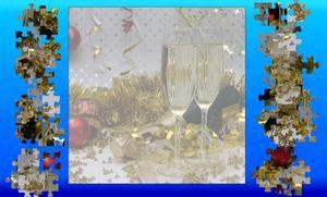 Jouer à Happy new year puzzle