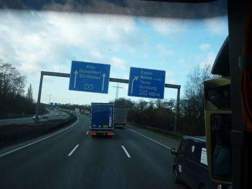Reise an die Ruhr