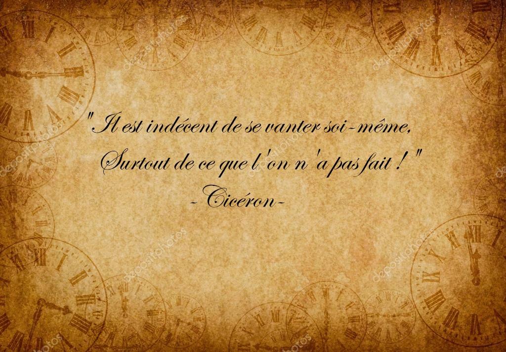 Citation Ciceron Passion Des Mangas