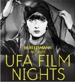 Affiche UFA Film Nights Brussels 2015