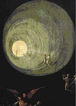 La lumière au bout du tunnel
