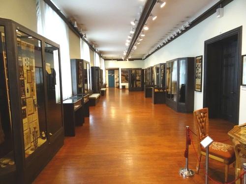 Riga: autour du musée de l'histoire et de la navigation (photos)
