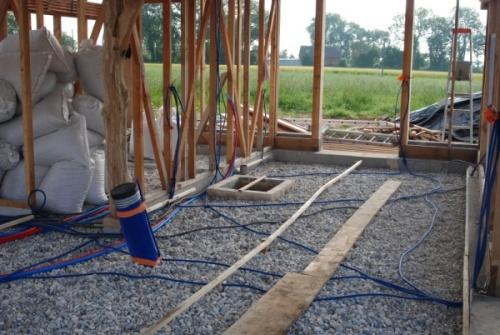 21 juillet - chantier collectif dalle chaux/liège