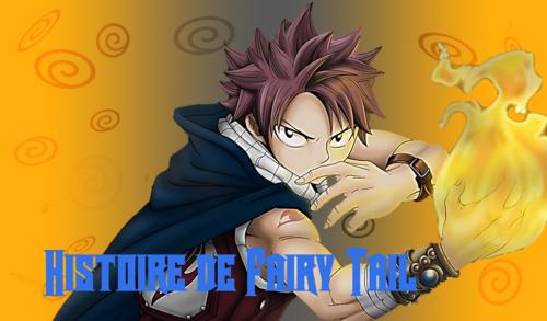 Histoire de Fairy Tail