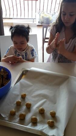 "Les ""petits chefs"" cuisinent !"