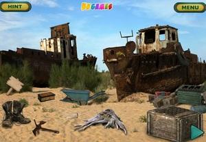 Jouer à Escape games - Abandoned ships