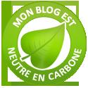 Je compense le carbone de mon blog avec les Petits gestes écolos de bonial.fr