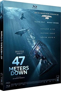[Test Bluray] 47 Meters Down