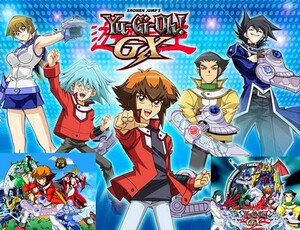 Yu-Gi-Oh GX - Saison 1