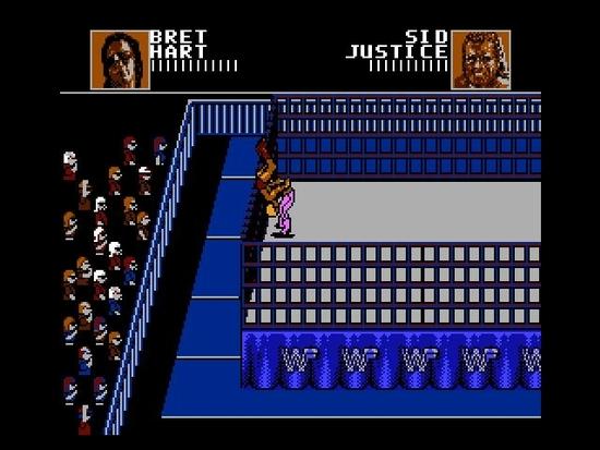 WWF Wrestlemania Steel Cage Challenge s