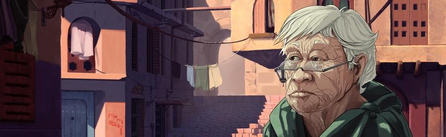 Sortie : City of the Shroud