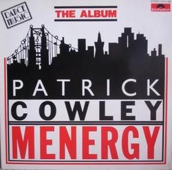 Patrick Cowley - Menergy - Complete LP