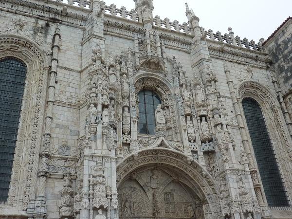 Lisbonne - Mosteiro dos Jeronimos
