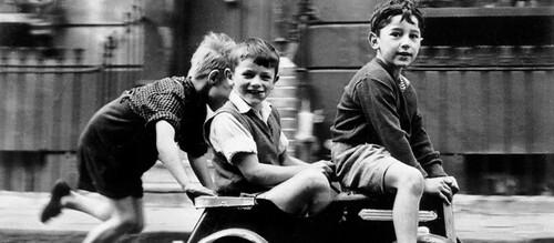 Parler de notre enfance à nos petits-enfants