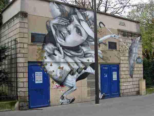 Balade Street Art dans le sud et l'ouest du 13ème avec Générations 13