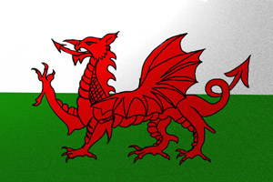 welsh symbols by cyril